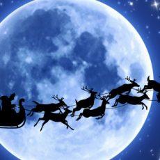 Tracking Santa Highlights