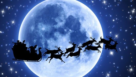 Tracking Santa Highlights