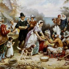 Ironies of Thanksgiving and Christmas