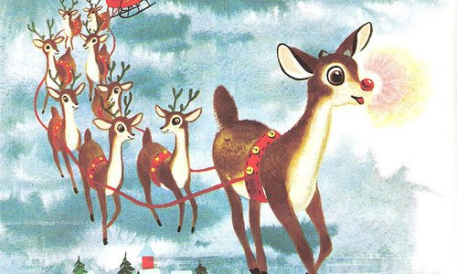 Gossip and Lies of Rudolph the Red Nosed Reindeer