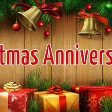 Christmas Anniversaries