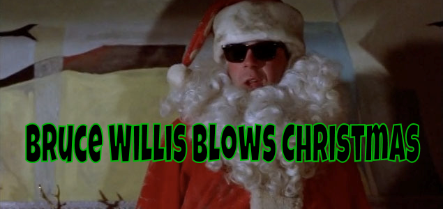 A Festive Rant about Bruce Willis, Die Hard and Christmas