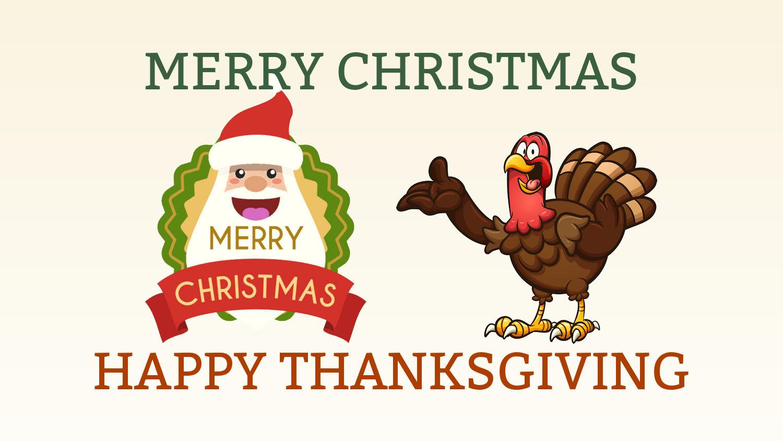 The Magic of Turkeys and Santa