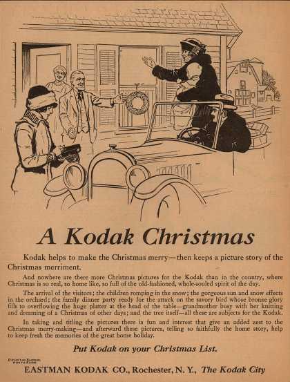 Kodak Christmas